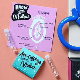 What's in Your Box?: Vulva Awareness Week